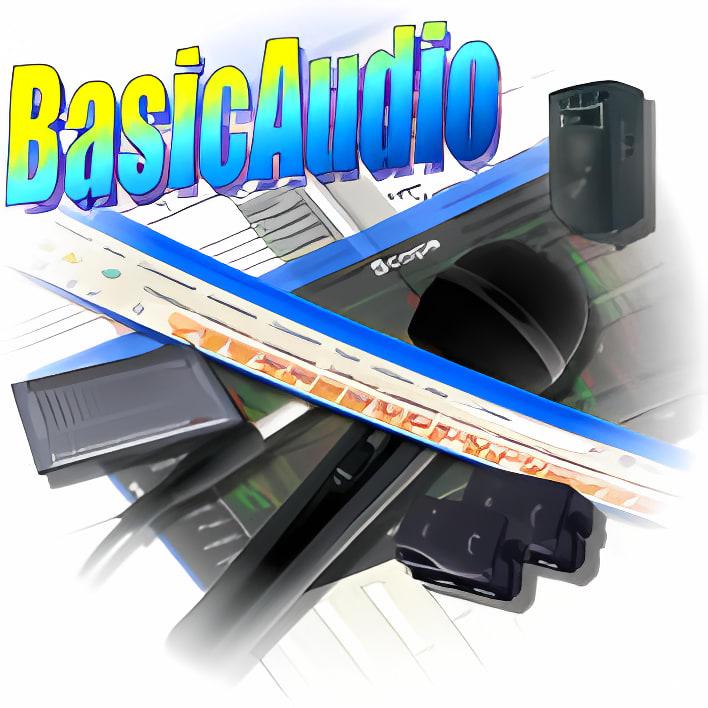 BasicAudio VC++