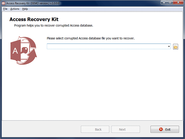 Access Recovery Kit