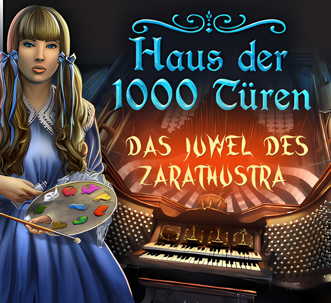 Haus der 1000 Türen: Das Juwel des Zarathustra 1.0.0.46