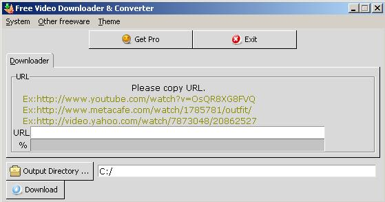 Free Video Downloader and Converter