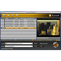 Aunsoft TransMXF Pro for Mac