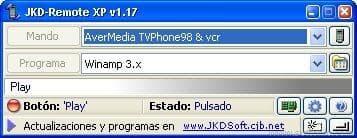JKD-Remote XP