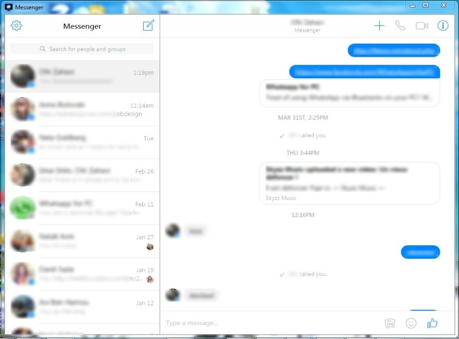 MessengerTime