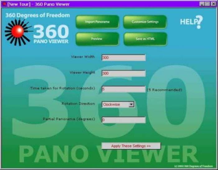 360 Pano Viewer