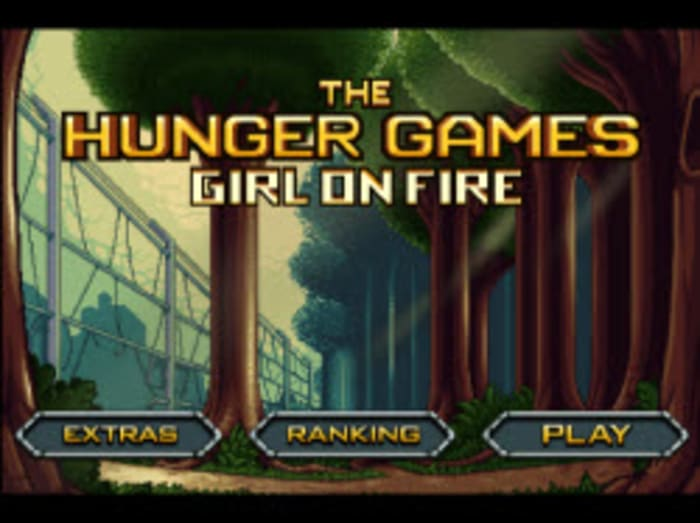 Hunger Games : Girl on Fire