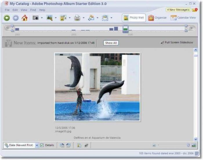 Adobe Photoshop Album SE 3