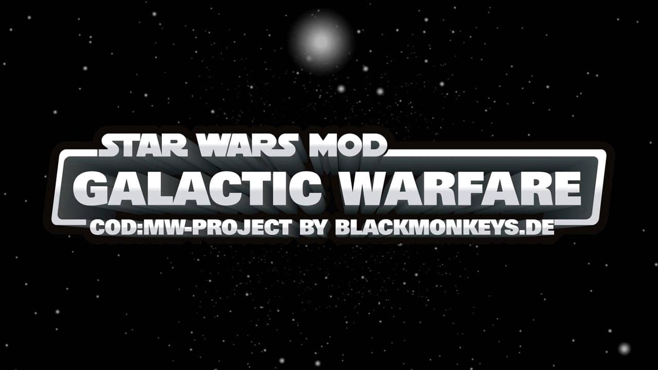 Star Wars Mod: Galactic Warfare