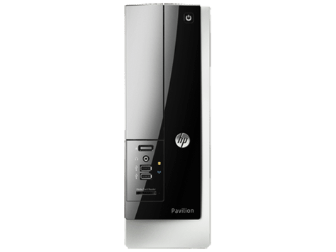 HP Pavilion Slimline 400-326x Desktop PC drivers