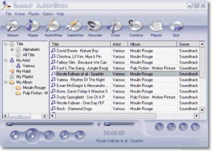 Ease Jukebox