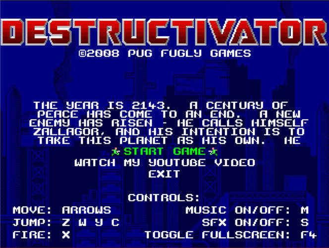 Destructivator