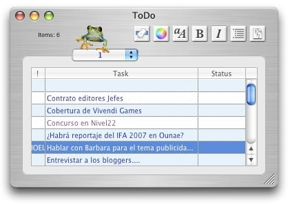 Simple ToDo