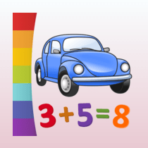 Color by Numbers - Vehicles Varies with device