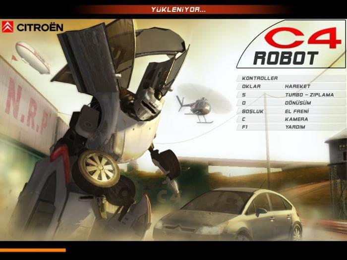 Citroën C4 Robot