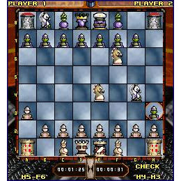 Medieval Kings Chess II