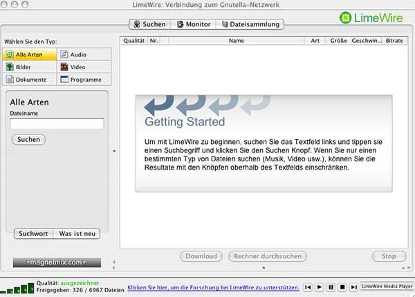 How To Download Limewire For Mac