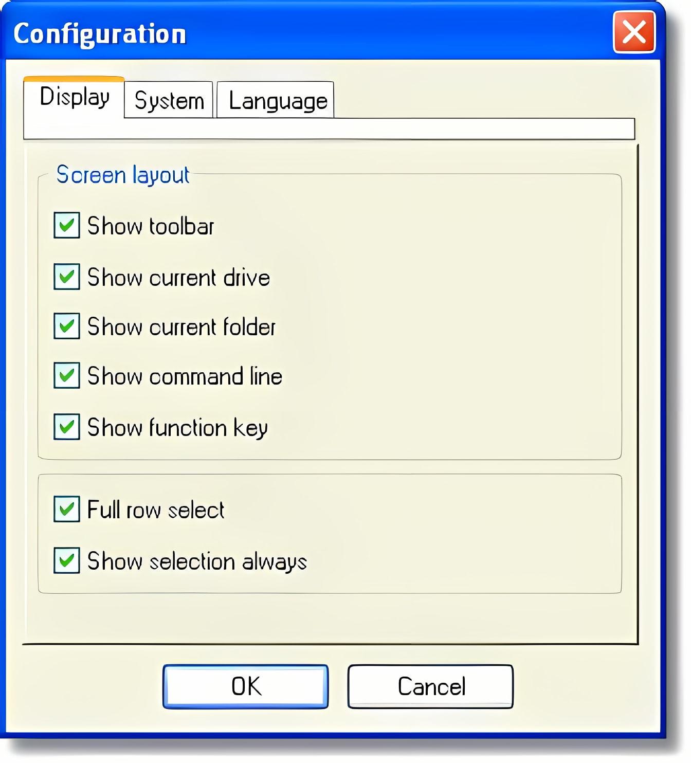 File Control