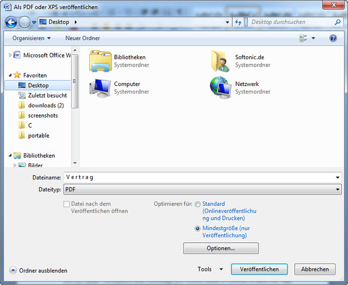 how to convert xps to pdf windows 8