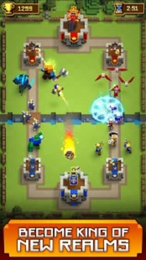 Royale Clans – Clash of Wars 3.55