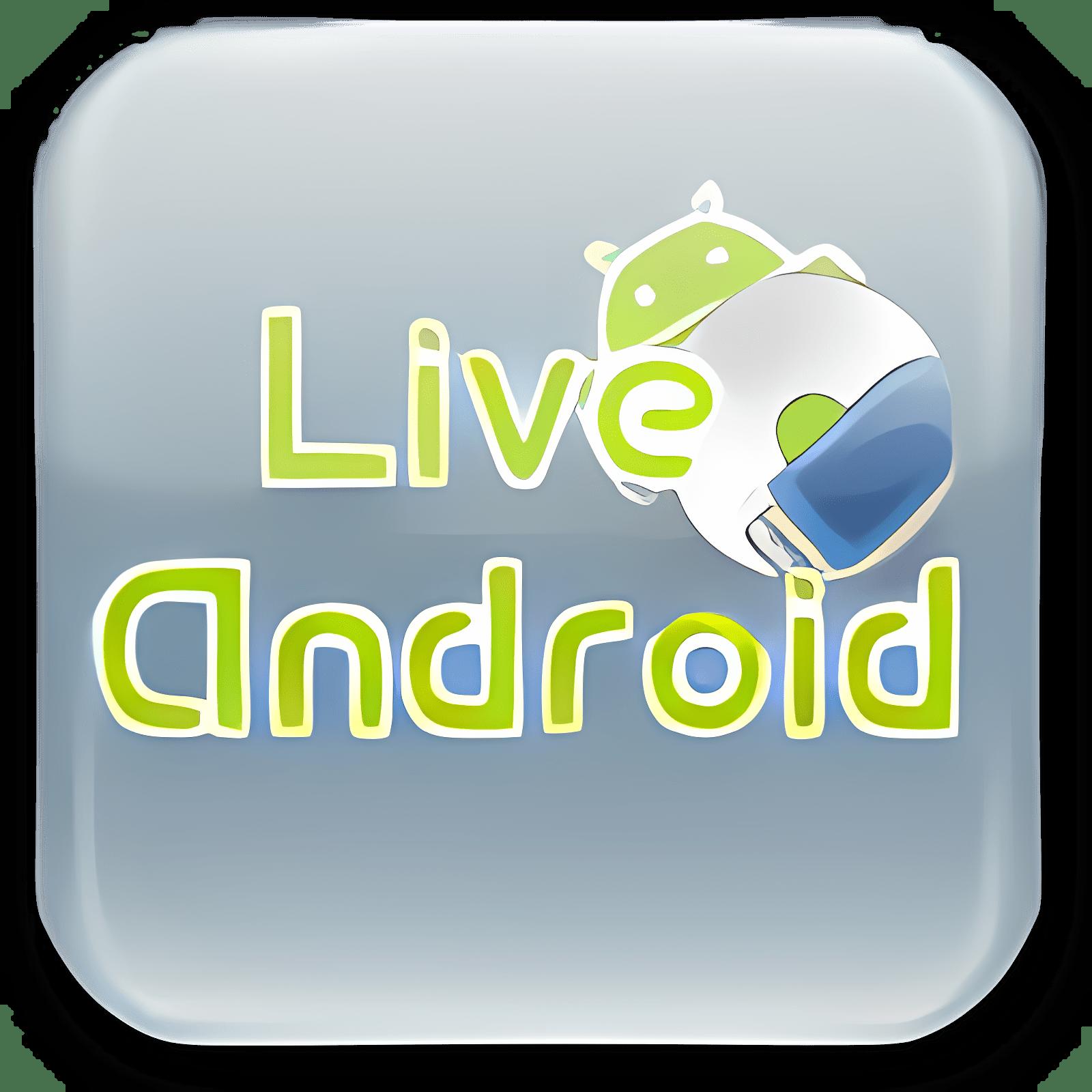 LiveAndroid 0.3