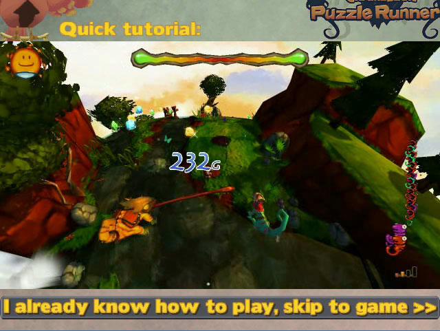 Chameleon Puzzle Runners