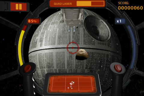 Star Wars Arcade: Falcon Gunner