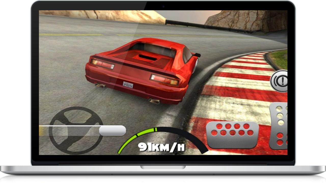 Real Speed: Need for Asphalt Race voor Windows 10