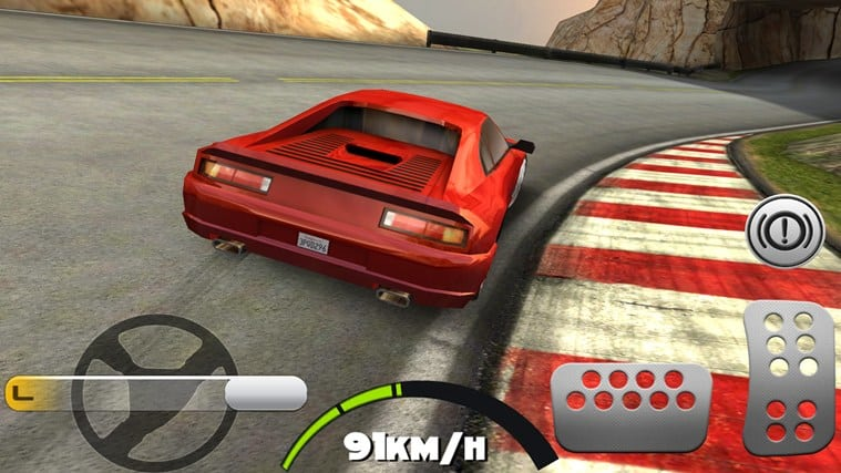 Real Speed: Need for Asphalt Race pour Windows 10