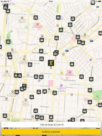 mytaxi - Die Taxi-App