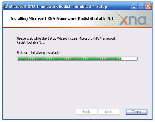 Microsoft XNA Framework