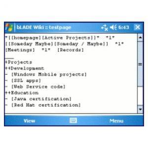 Windows Mobile Wiki