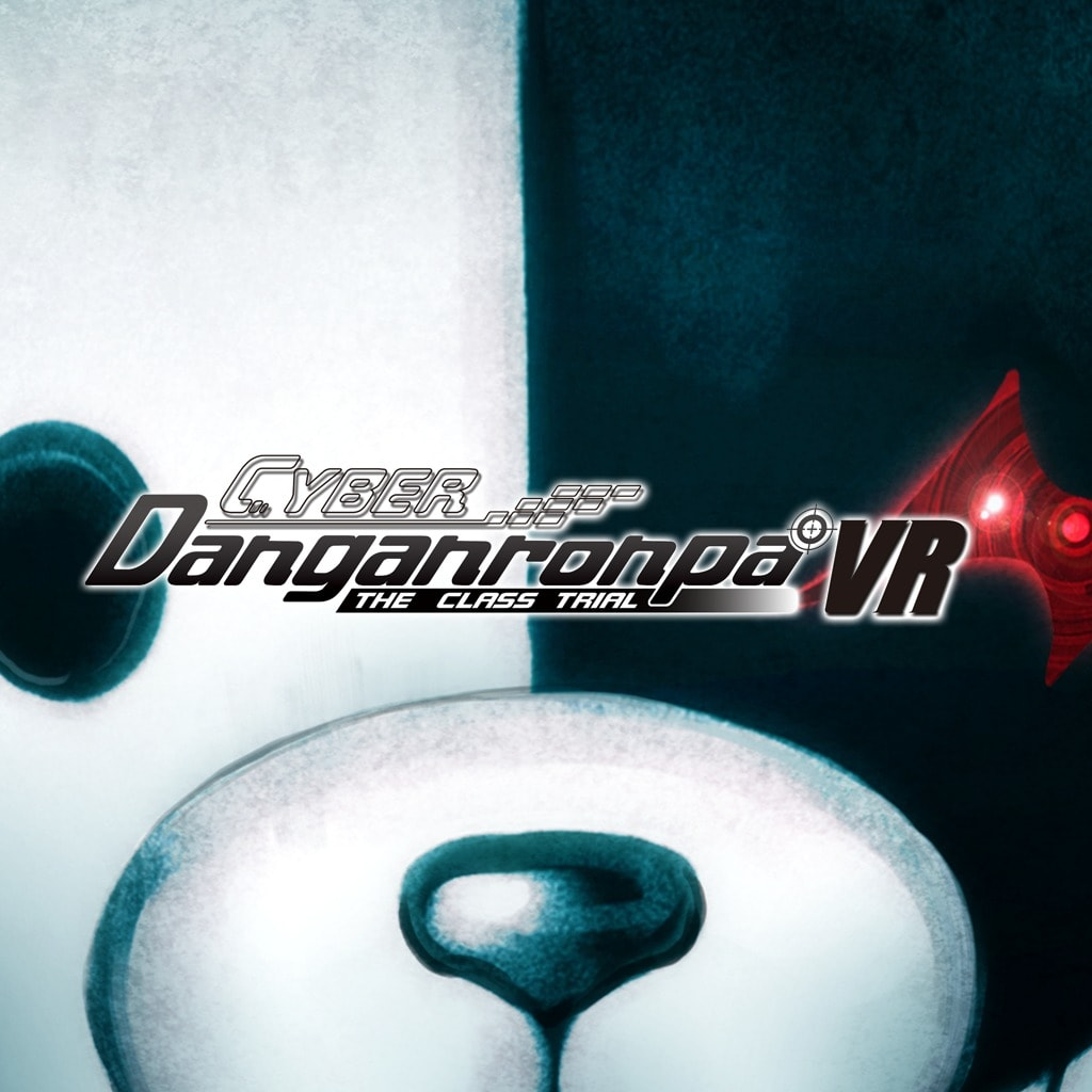 Cyber Danganronpa The Class Trial Demo PS VR PS4