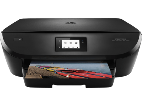 HP ENVY 5540 Printer series drivers