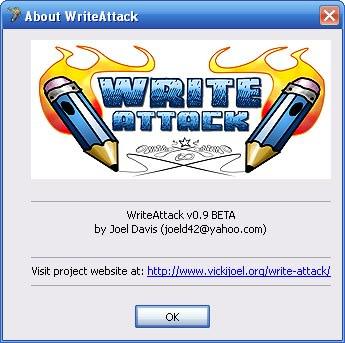 Write Attack!