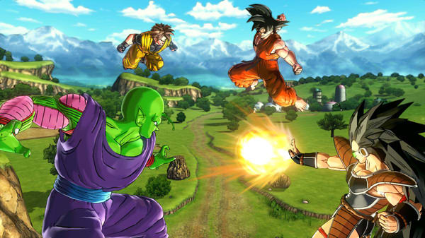 Dragon ball xenoverse download resulting in endless merchandise including yearly games the problem is recent incarnations of goku and companys adventures have not been that good voltagebd Gallery
