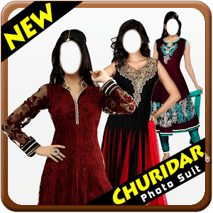 Women Churidar Photo Suit 2.3 y versiones superiores