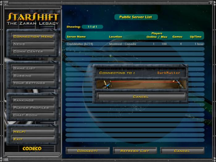 StarShift
