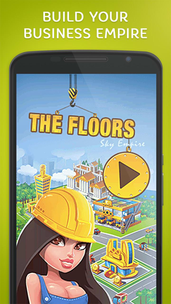 The Floors - Sky Empire