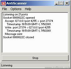 AntiScanner