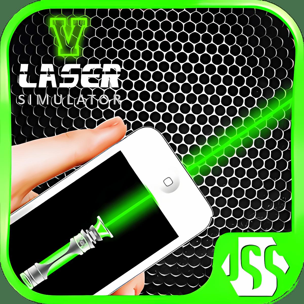 Laser Simulador V