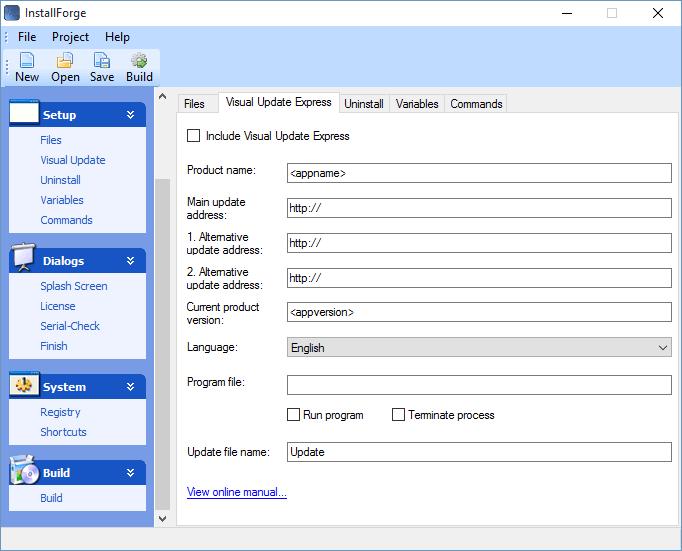 InstallForge
