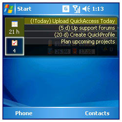 izen QuickAccess Today