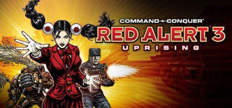 Command and Conquer: Red Alert 3 - Uprising 2016