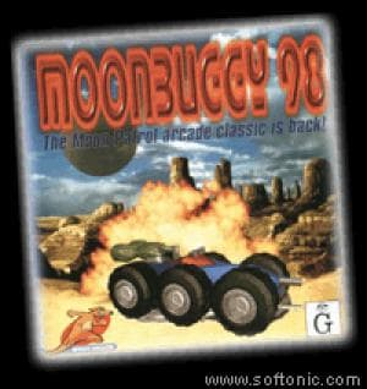 Moon Buggy 98