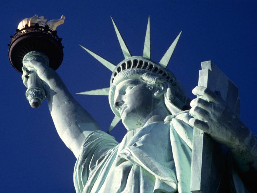 Statue Of Liberty New York City Wallpaper