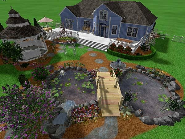 Realtime landscaping descargar for Garden design windows 7