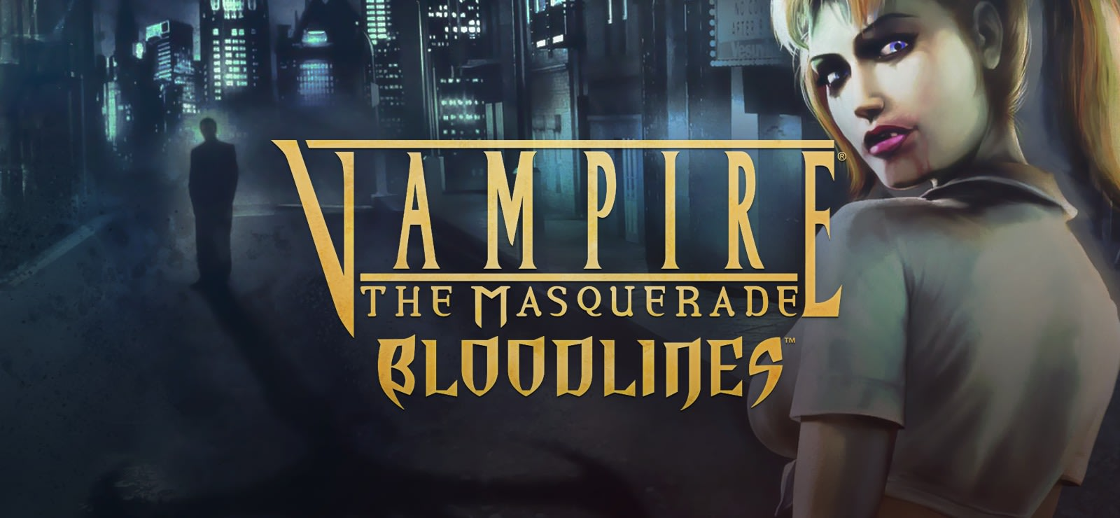Vampire: The Masquerade - Bloodlines varies-with-device