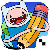 Adventure Time Game Wizard Draw Your Own Adventure Time Games 1.0.5