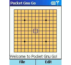 Pocket GNU Go