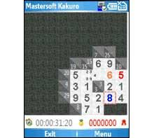 Mastersoft Kakuro