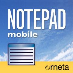 Notepad Mobile